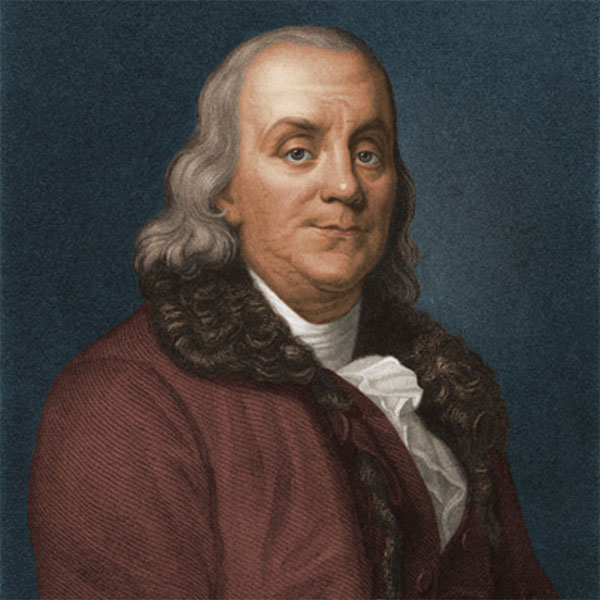 How Benjamin Franklin's 13 Virtues Apply to Sales