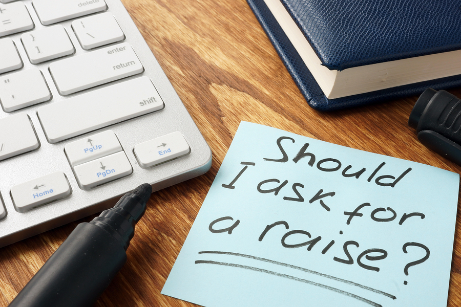 The Sales Rep's Guide to Getting a Raise