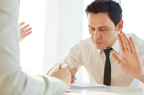 The Bad Sales Habit You Have to Break Stop Interrupting