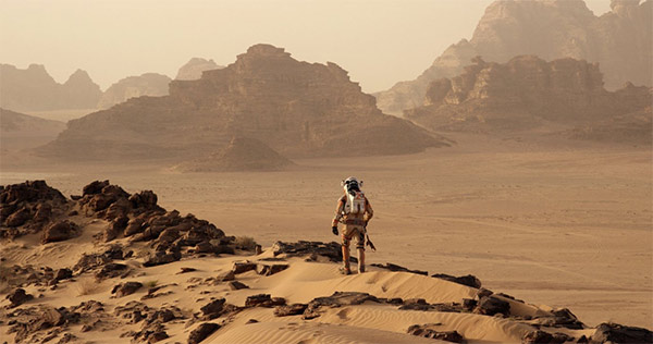 What The Martian Can Teach Sales Professionals